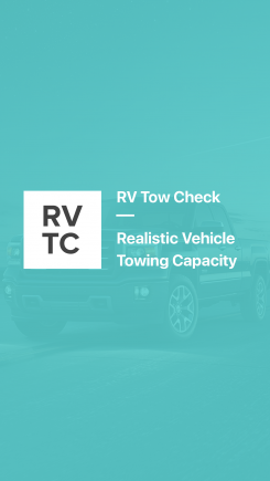 RV Tow Check - iphone1
