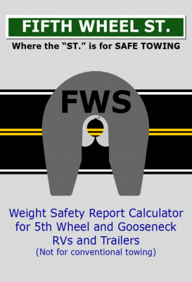 RV Weight Safety Report by Fifth Wheel Street - android_tablet6